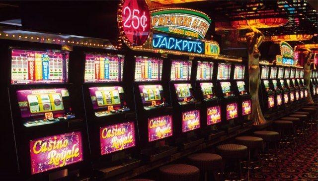 Однорукие бандиты нового поколения от Вулкан казино