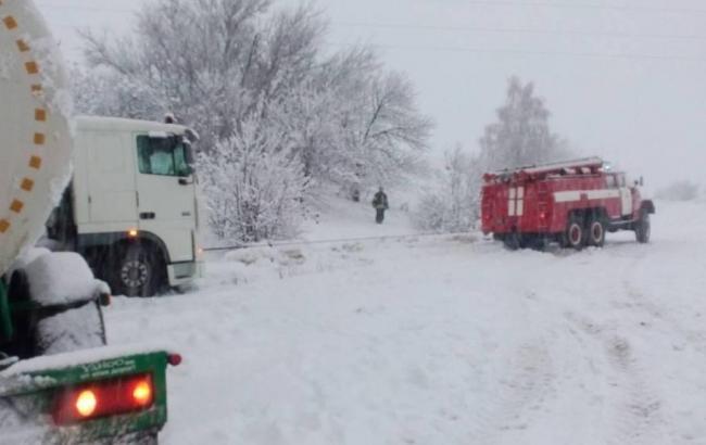 Непогода в Украине: в Одесской области обесточены более 500 населенных пунктов