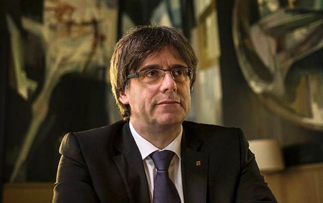 Пучдемон был готов предстать перед судом Испании в обмен на должность главы Каталонии
