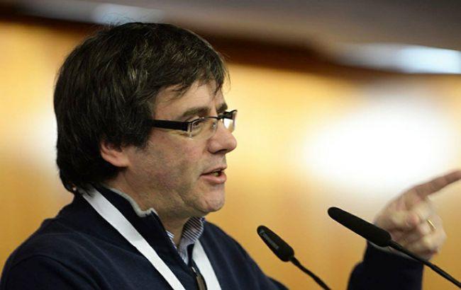 В Испании суд начал рассмотрение иска против Пучдемона