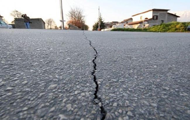 В Папуа-Новой Гвинее произошло землетрясение магнитудой 5,5