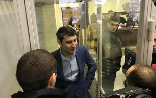 Печерский суд продлил арест соратнику Саакашвили