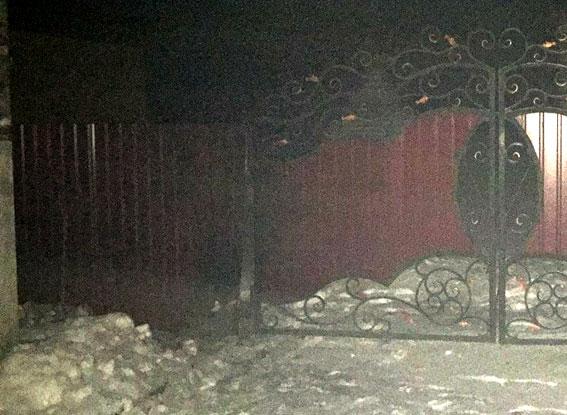 В Ровенской области во дворе жилого дома взорвалась граната