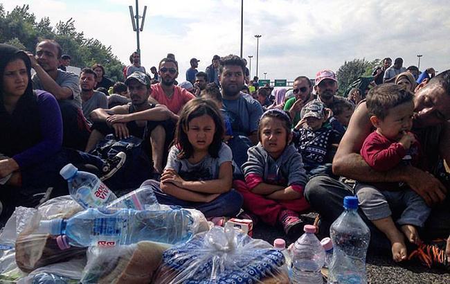 Франция зафиксировала рекордное число заявок на убежище в 2017