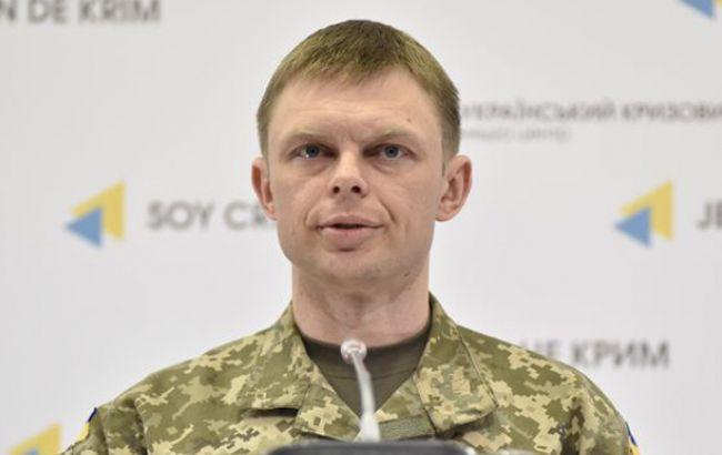 Боевики на Донбассе проводят военную подготовку с российскими военными, - Минобороны