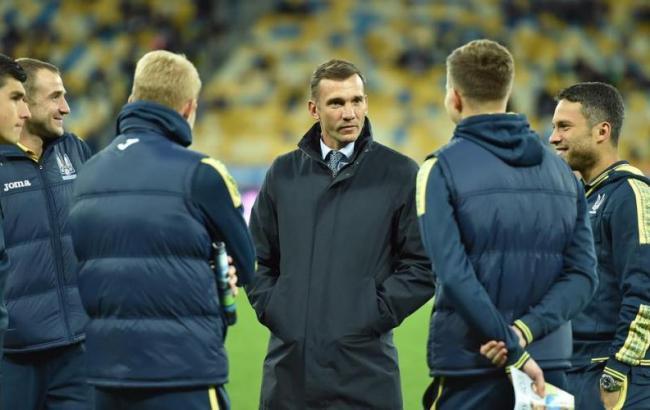 Сборная Украины может сыграть товарищеские матчи с Турцией и Уэльсом