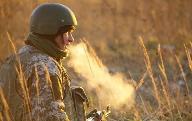 Первые сутки нового года на Донбассе не прошли без обстрелов, - штаб АТО
