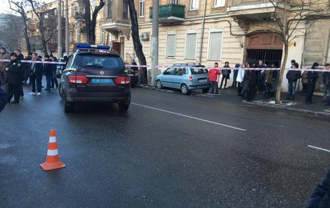 Стрельба в Одессе: в полиции сообщили хронологию событий