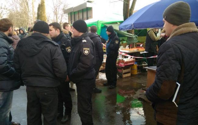 В Киеве произошла стрельба, есть погибший