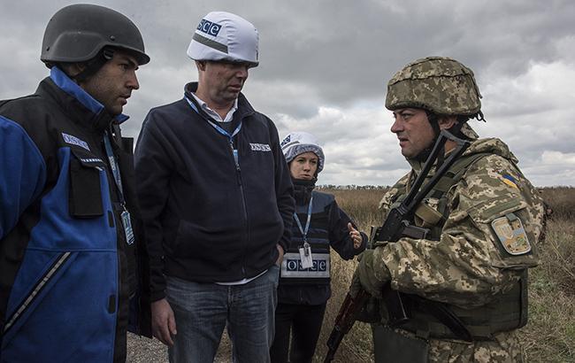 Стороны не выполнили своих обязательств о перемирии на Донбассе, - ОБСЕ