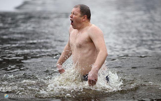 В Киеве во время Крещения будут дежурить 125 спасателей ГСЧС