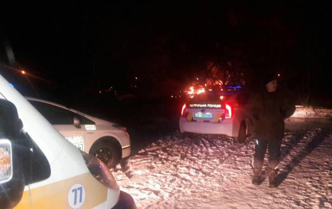Крушение вертолета в Кременчуге: все члены экипажа погибли