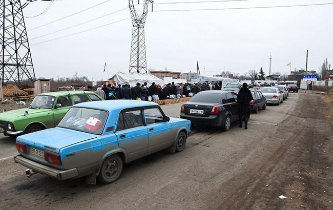 КПВВ на Донбассе работают в интенсивном режиме, - Госпогранслужба