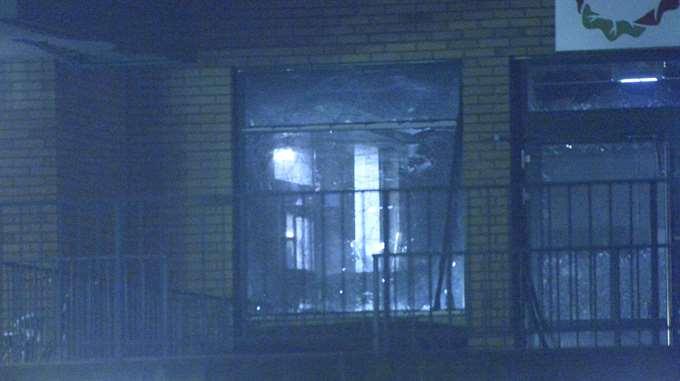 В Швеции прогремел взрыв около офисного здания в Мальме