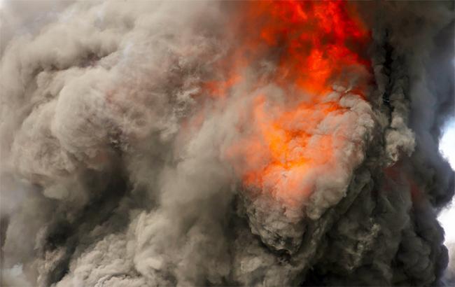 В Днепропетровской области в результате пожара погиб мужчина