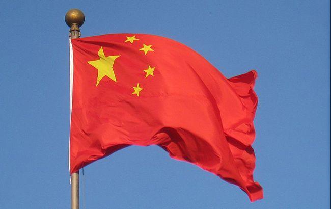 В Китае разбился военный самолет