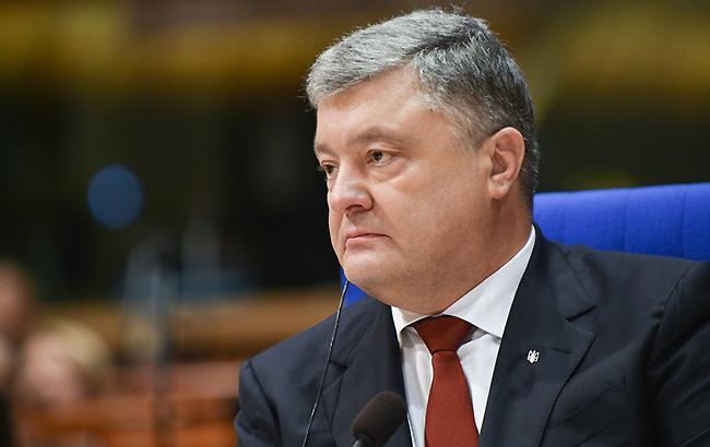Порошенко уполномочил Данилюка изменить финансовое соглашение с ЕИБ о реабилитации ГЭС
