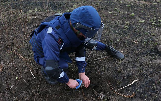 Пиротехники ГСЧС с начала года изъяли более 6 тыс. боеприпасов