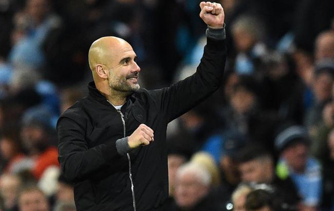 Гвардиола четвертый раз к ряду признан тренером месяца чемпионата Англии