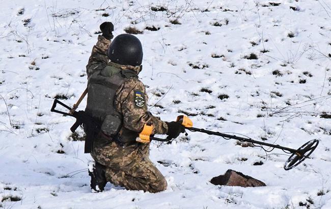 На Донбассе силы АТО отбили наступление диверсантов, - Минобороны