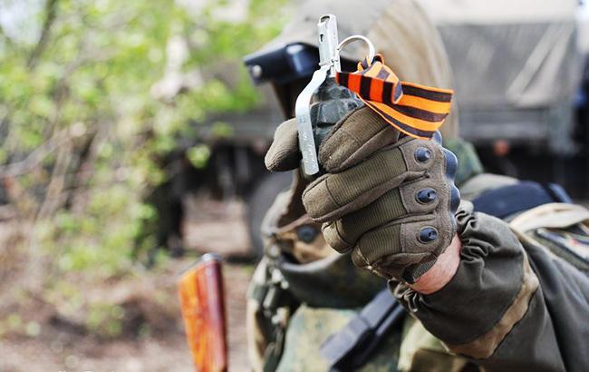 В зоне АТО боевики продолжают нарушать режим тишины, - штаб
