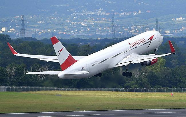 Austrian Airlines намерены увеличить количество рейсов из Львова