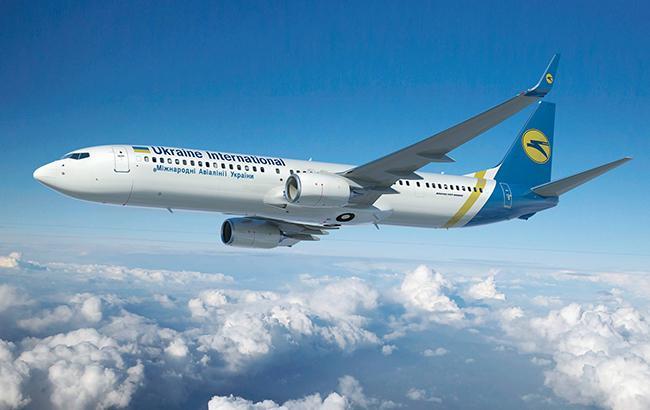 За год украинские авиакомпании перевезли более 10,5 млн пассажиров