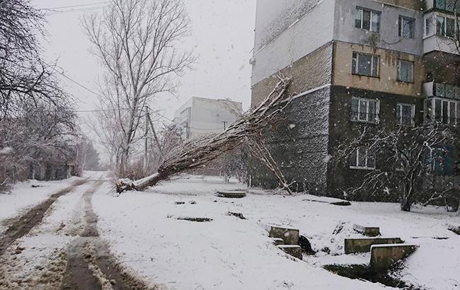 Обесточивание в Одесской области: полиция патрулирует Измаил