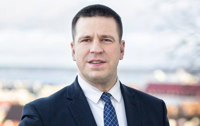 Премьер Эстонии потребовал от Украины удалить страну из списка офшоров