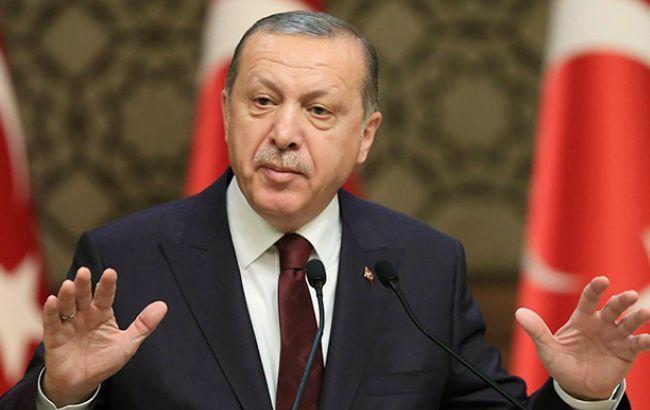 Турция очистит от террористоввсю зону границы с соседней Сирией