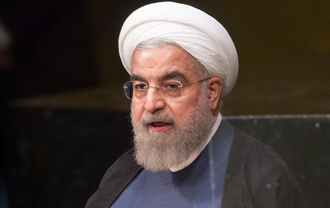 Рухани заявил, что Трамп не сможет выйти из ядерного соглашения
