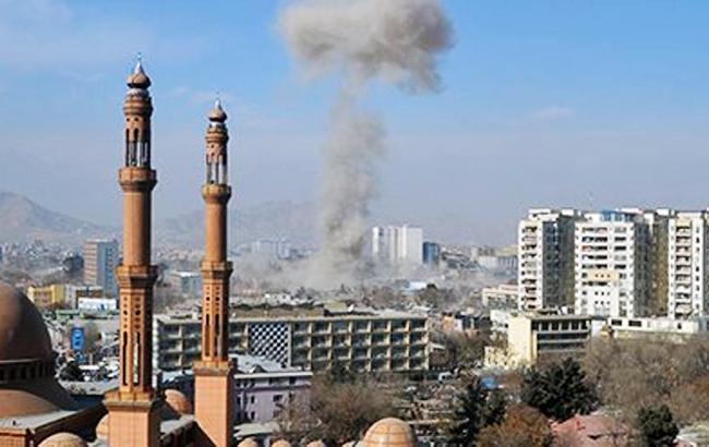 Теракт в Кабуле: число погибших возросло до 63 человек