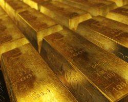 НБУ повысил курс золота до 383,74 тыс. гривен за 10 унций