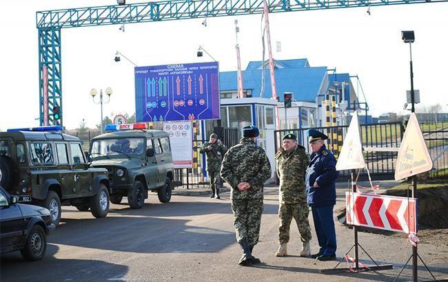 Во Львовской области завершилась блокада пунктов пропуска на границе с Польшей