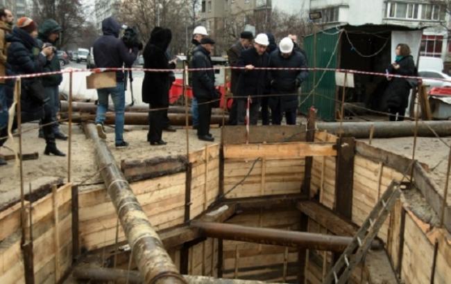 КГГА в 2018 году направит более 120 млн гривен на ремонт канализационных коллекторов