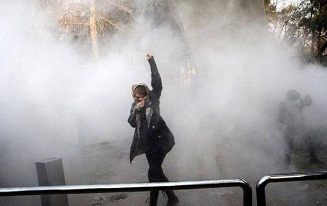 Германия и Бельгия призвали руководство Ирана уважать свободу митингов и собраний
