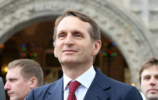 От Белого дома требуют объяснений о визите в США главы внешней разведки РФ Нарышкина