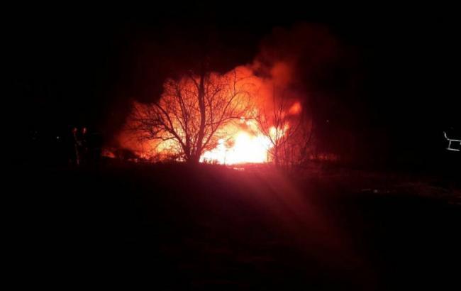 Крушение вертолета в Кременчуге: в полиции назвали возможные причины