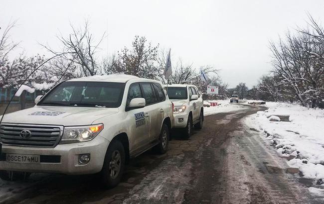 Боевики ограничивают свободу передвижения наблюдателей ОБСЕ на Донбассе, - СЦКК