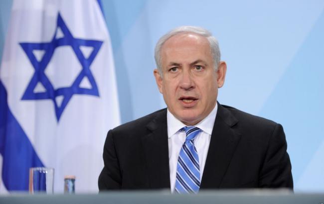 Нетаньяху заявил, что спецслужбы Израиля помогли предотвратить теракты в Европе