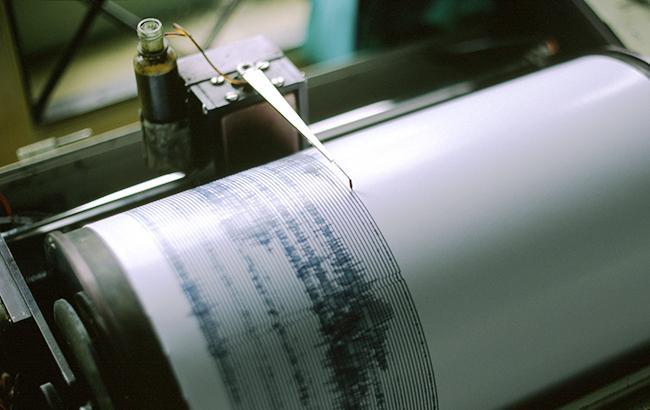 В Калифорнийском заливе произошло землетрясение