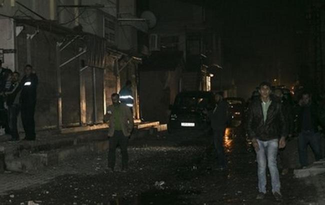 В Турции сообщили об одном погибшем и 53 раненых в результате обстрела с территории Сирии