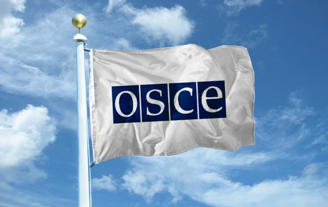 В ОБСЕ зафиксировали около 60 взрывов на Донбассе