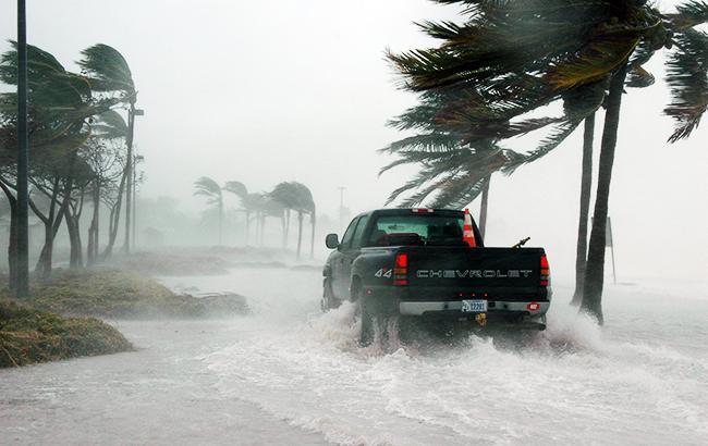 В США ущерб от стихийных бедствий в 2017 году составил 306 млрд долларов