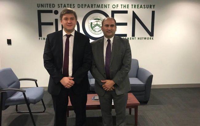 США готовы помочь Украине создать Службу финрасследований