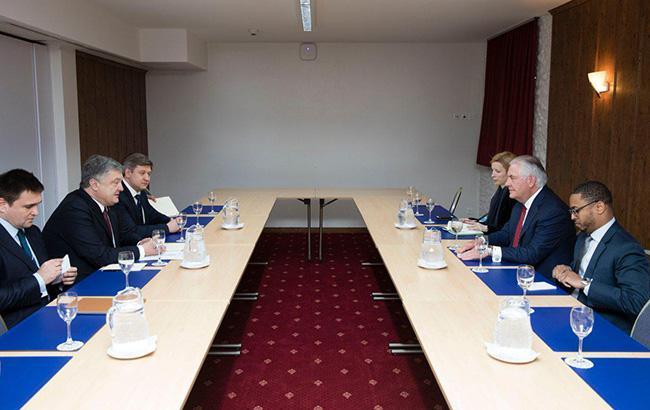 В марте возобновит работу Комиссия стратегического партнерства между Украиной и США