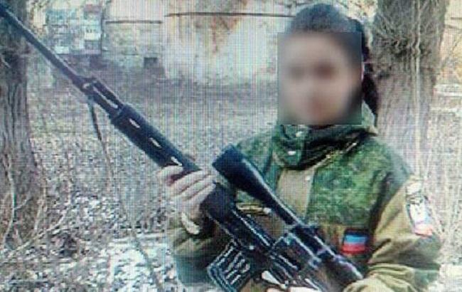 В Донецкой области задержана 20-летняя девушка,