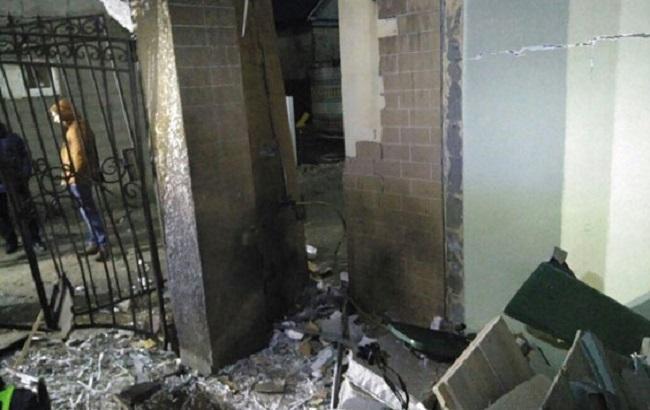 В Одесской области произошел взрыв на базе отдыха