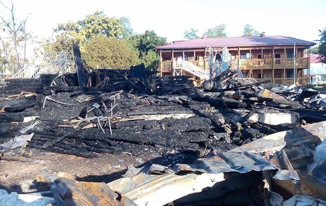 Пожар в Одессе: суд продлил арест директора лагеря