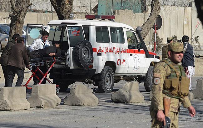 Взрыв в Кабуле: погибли 40 человек, еще 140 ранены